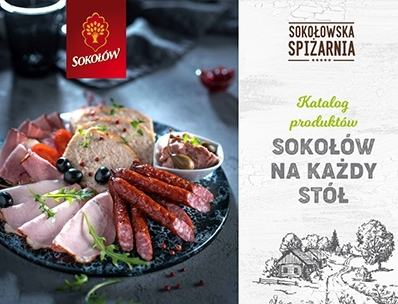 Sokołów for every table product catalogue